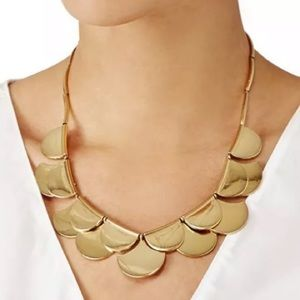 $148 New! Kate Spade Sweetheart Scallops Necklace